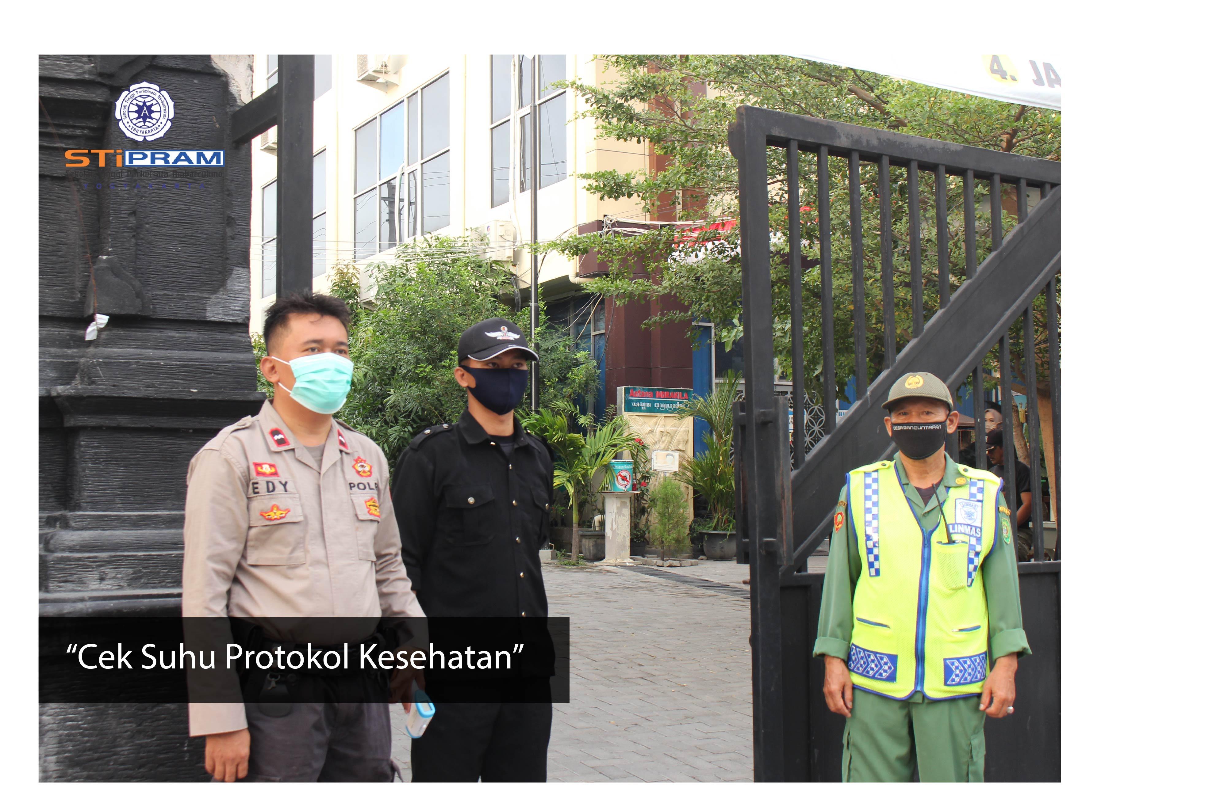 Dies Natalis STIPRAM Yogyakarta ke-19 Tahun 'Dibalik Tantangan Ada Peluang'